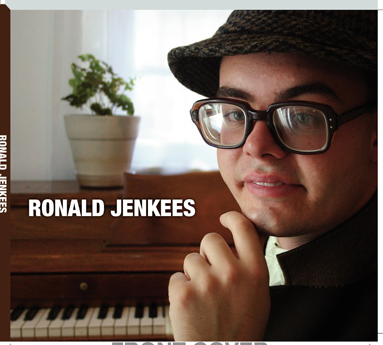 Ronald Jenkees Cover CD
