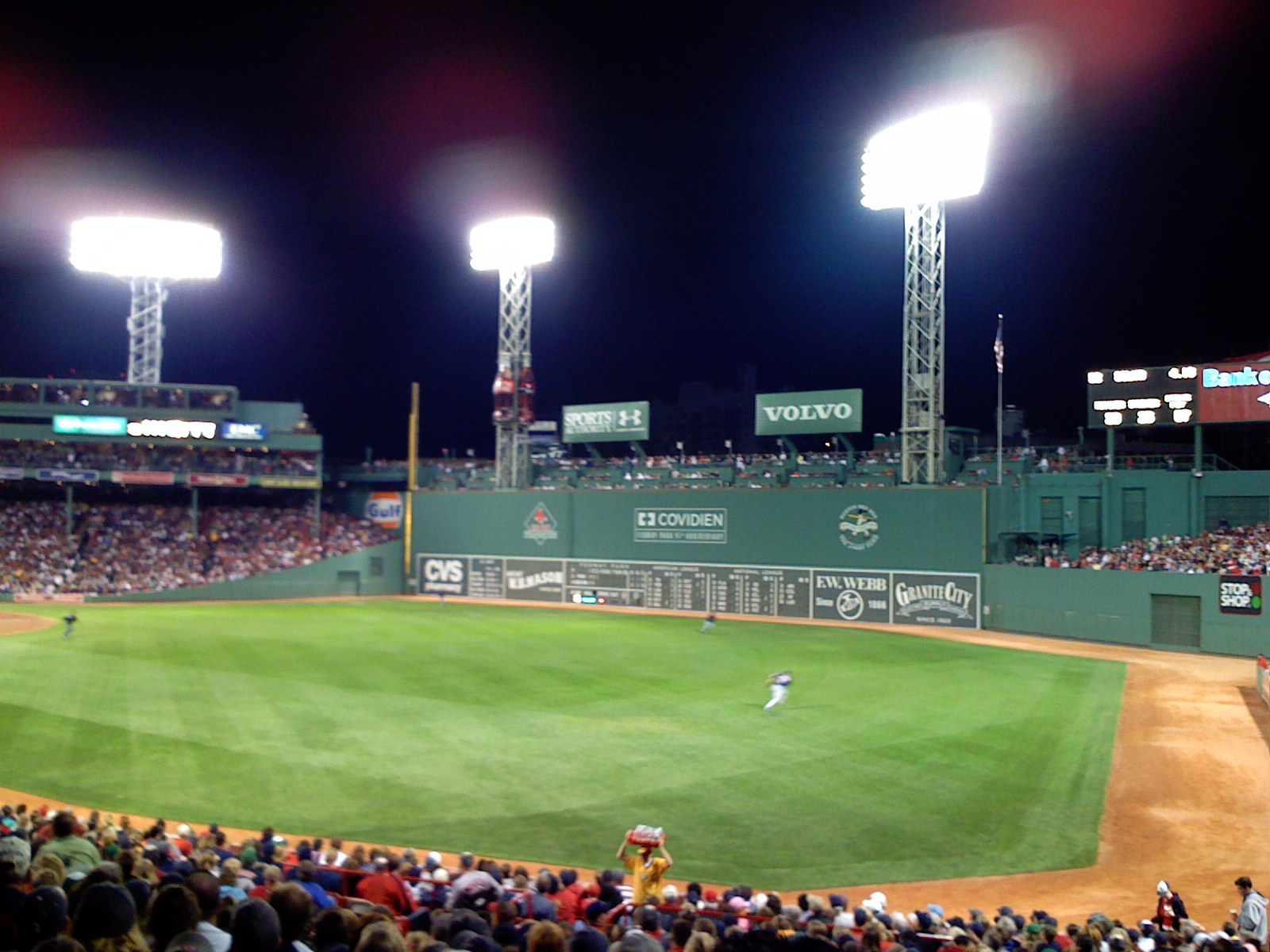 Red Sox Game 161
