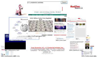 RedZee Search Results Page1