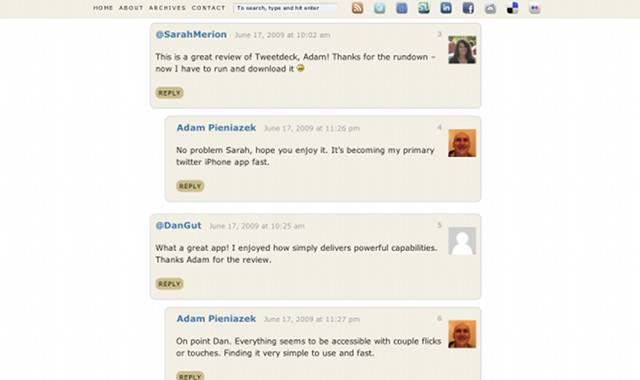 New Comments with more rounded corners