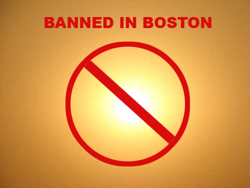 Sunshine: Banned in Boston